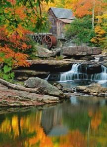 Fotomural Grist Mill