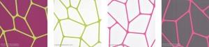Colores Disponibles: Morado 2552-42, Verde 2552-28, Rosa 2552-11, Gris 2552-35