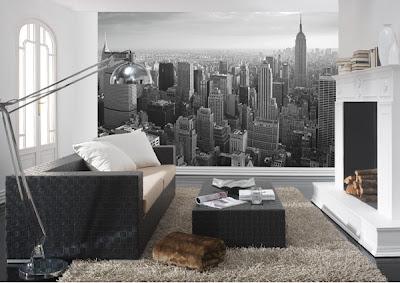 Fotomurales new york barcelona papel pintado barcelona - Papel pintado nueva york ...