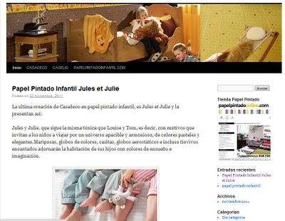 papeles pintados infantiles blog
