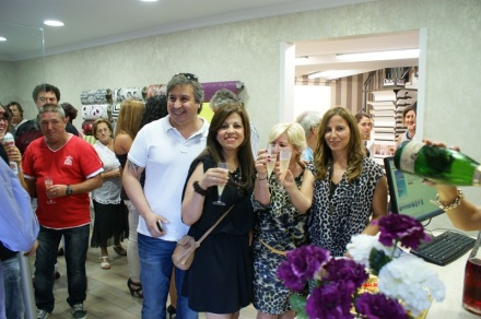papelpintadoonline inauguración tienda barcelona