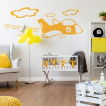 Vinilo Decorativo Infantil IN008A