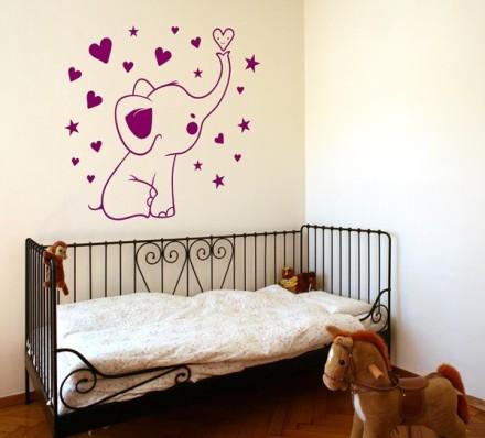 Vinilo Decorativo Infantil IN098
