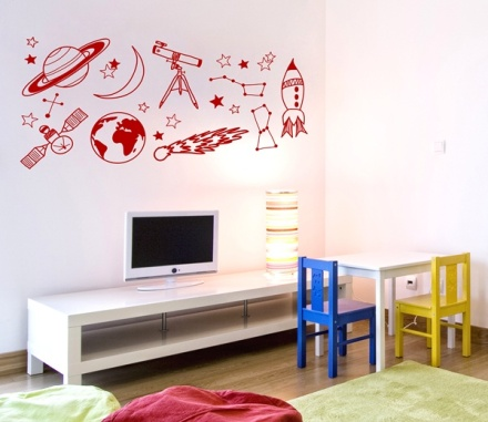 Vinilo Decorativo Infantil IN103