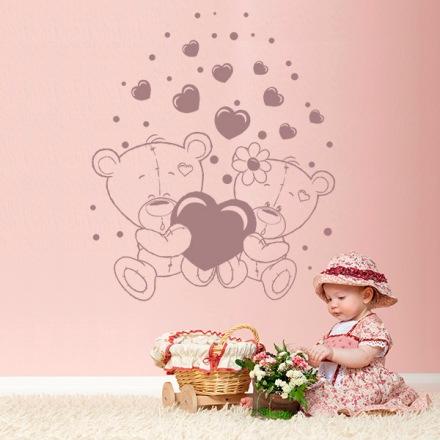 Vinilo Decorativo Infantil IN165