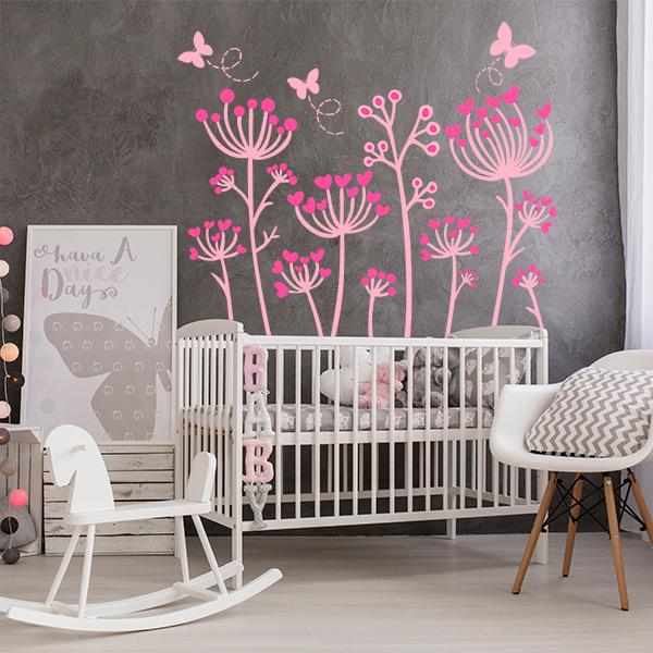 Vinilo Decorativo Infantil IN204