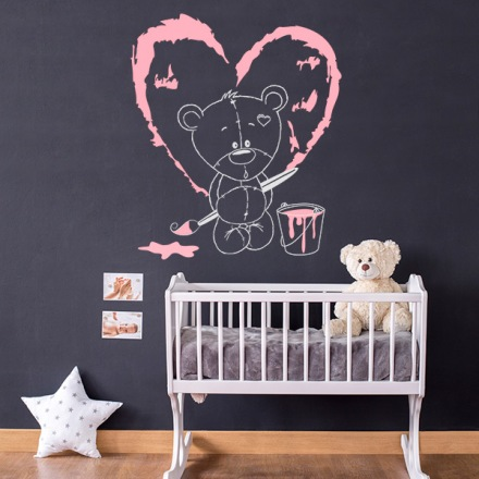 Vinilo Decorativo Infantil IN205
