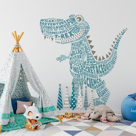 Vinilo Decorativo Infantil IN208