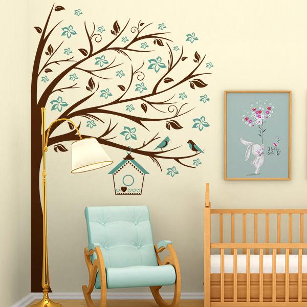 Vinilo Decorativo Infantil IN218A