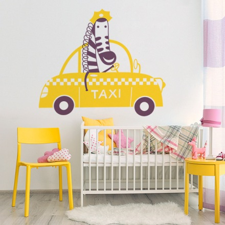 Vinilo Decorativo Infantil IN221