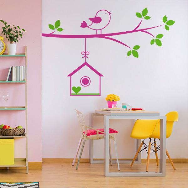 Vinilo Decorativo Infantil IN223A