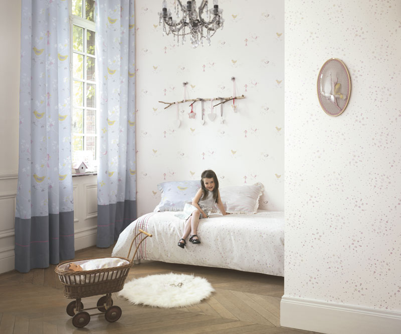 Comprar papel pintado infantil en barcelona papel for Papel pintado infantil