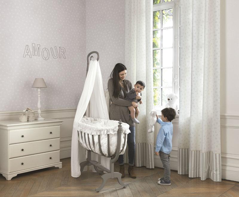 Papel pintado para habitacion de bebe papel pintado for Papel pintado pared infantil