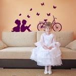 Vinilo Decorativo Infantil IN120