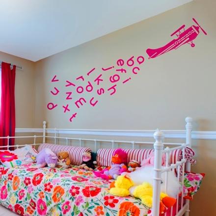 Vinilo Decorativo Infantil IN122