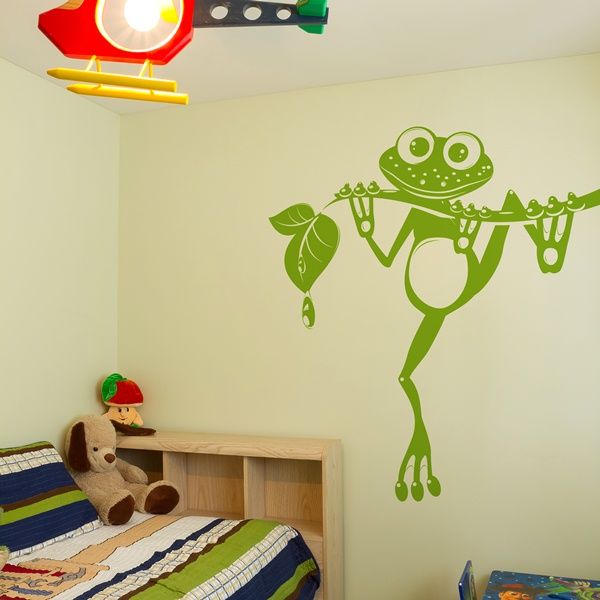 Vinilos decorativos infantiles papel pintado barcelona for Vinilos decorativos pared infantiles
