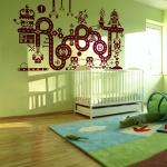 Vinilo Decorativo Infantil IN109