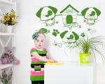 Vinilo Decorativo Infantil IN130