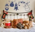 Vinilo Decorativo Navidad NA002