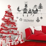 Vinilo Decorativo Navidad NA003