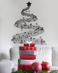 Vinilo Decorativo Navidad NA004