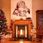 Vinilo Decorativo Navidad NA007