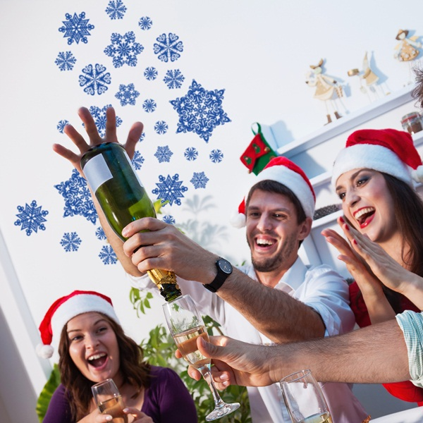 Vinilo Decorativo Navidad NA013