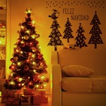 Vinilo Decorativo Navidad NA014