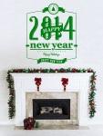 Vinilo Decorativo Navidad NA015