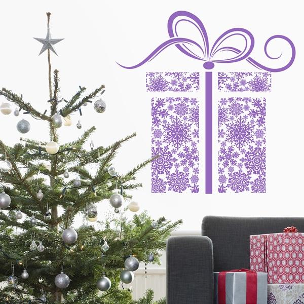 Vinilo Decorativo Navidad NA022