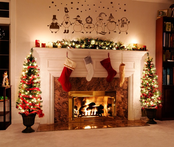Vinilo Decorativo Navidad NA024