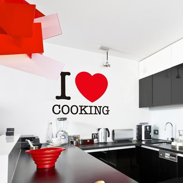 Vinilos decorativos para cocinas papel pintado barcelona - Vinilo de cocina ...