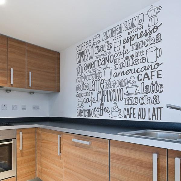 papel de pared para cocina