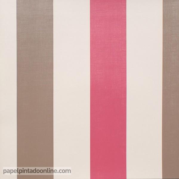Papel pintado rayas papel pintado barcelona for Papel pintado barcelona
