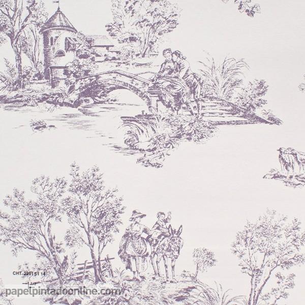 Papel Pintado Chantilly CHT_2291_51_14