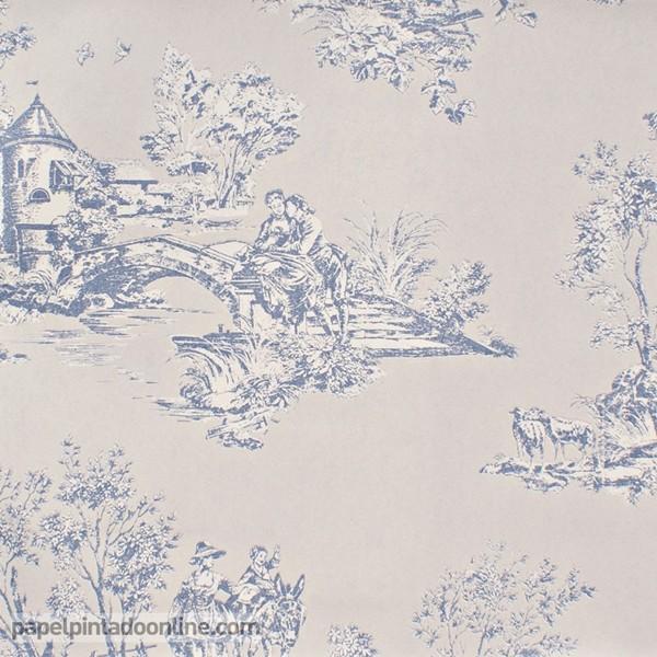 Papel Pintado Chantilly CHT_2291_61_36