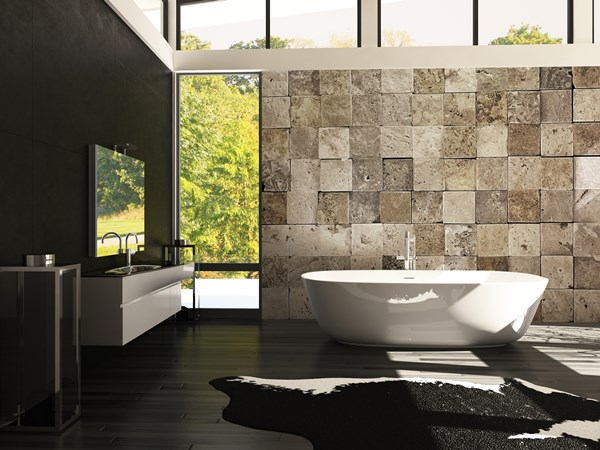 Fotomural Textura Mosaico FTX008