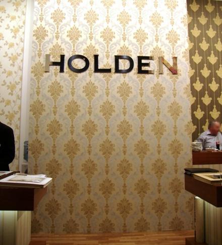 Papel Pintado Holden Estilo Clasico