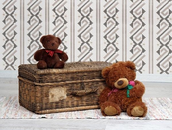 Papel Pintado Infantil Juvenil Cozz 4023