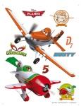 stickers infantiles DK-1764