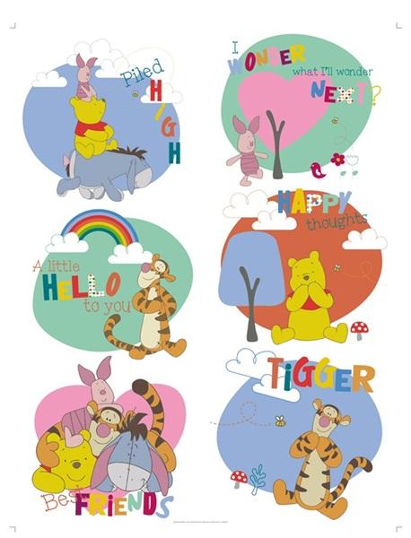 stickers infantiles DK-1770
