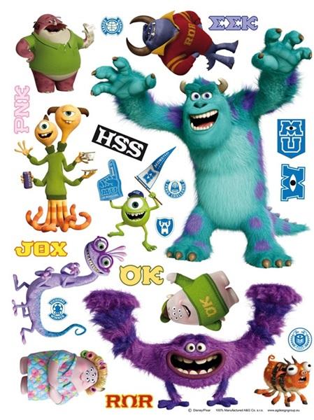 stickers infantiles DK-1709