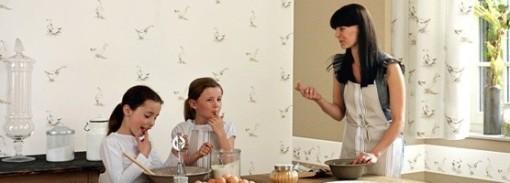 Papel Pintado Cocinas y Baños