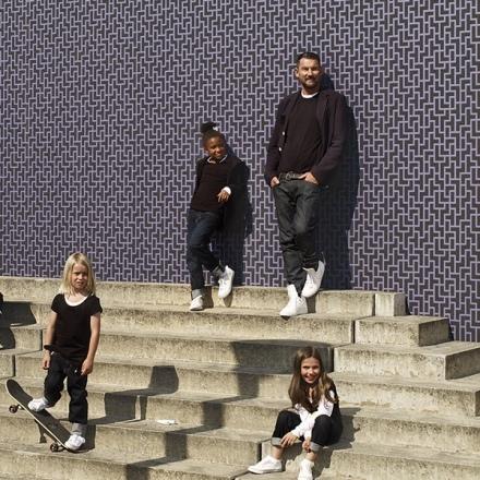 Papel pintado metropolis en barcelona papel pintado - Papel pintado en barcelona ...