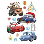 stickers infantiles navidad dk889