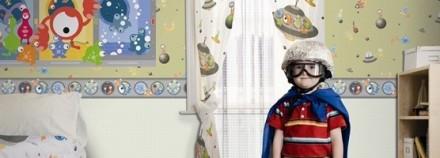 Papel Pintado Infantil Coconet