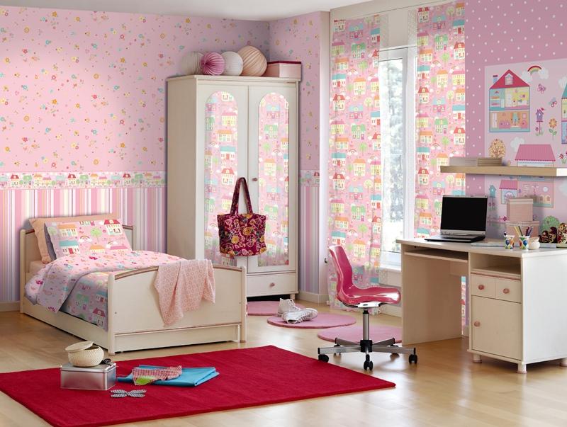 Comprar papel pintado para habitaciones infantiles papel - Habitaciones infantiles barcelona ...