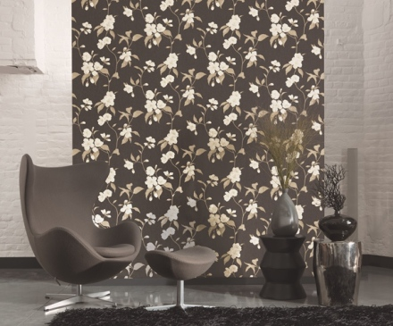 Papel Pintado Infinity Flores