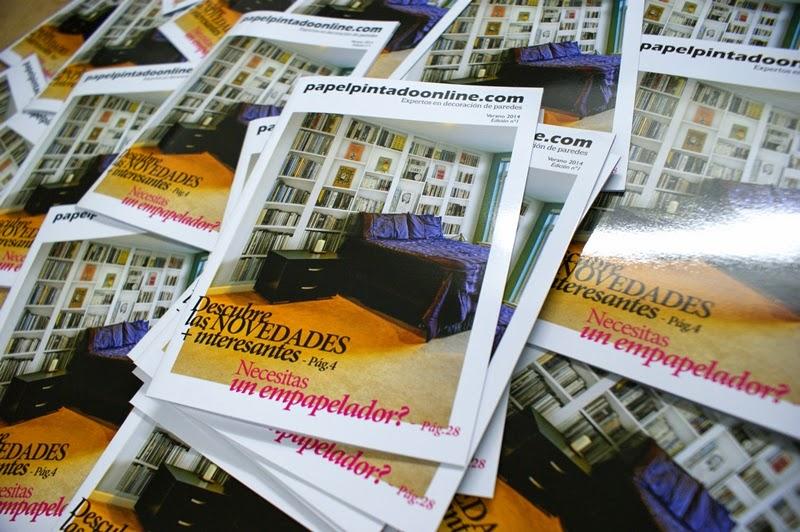 Revista Papel Pintado Online Barcelona
