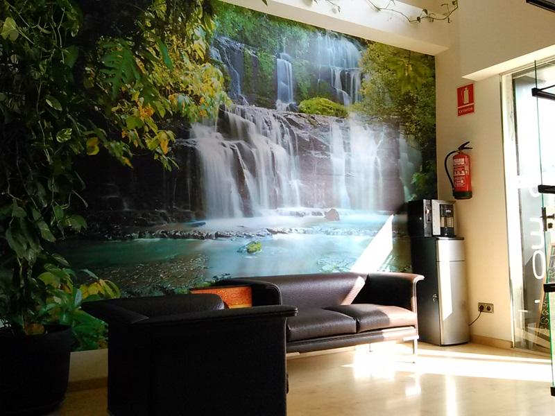 Fotomural Pura Kaunui Falls 8-256